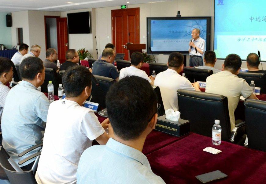 「線下+線上」相結合 海德威打造完善全球培訓服務體系